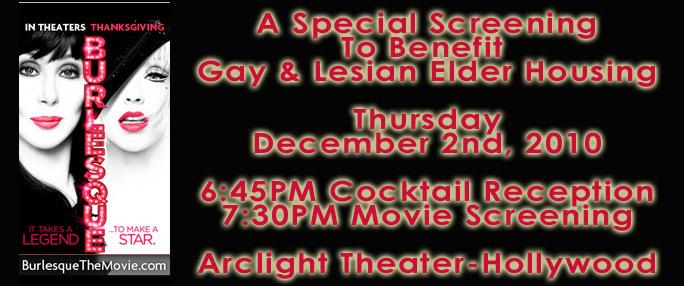 Burlesque  - Arclight Cinema Hollywood