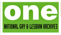 ONE National Gay and Lesbian Archives