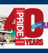 GLEH and Christopher Street West/L.A. Pride Celebrate 40 Years of Pride in L.A. Cheer LA and LA Frontrunners Raise Over $5,000 in Donations for GLEH