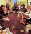 LGBT youth meet their elders