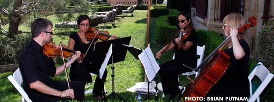 FOURTISSIMO_STRING_QUARTET